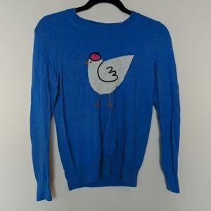 J. Crew french hen sweater